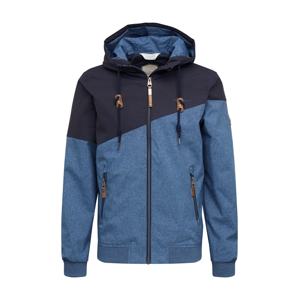 Ragwear Prechodná bunda 'Wings'  námornícka modrá / kráľovská modrá