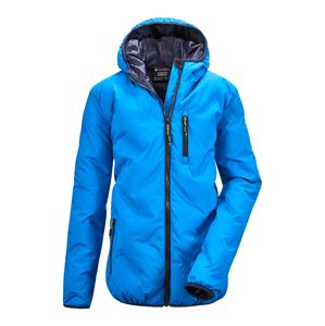 KILLTEC Outdoorová bunda 'Lynge'  kráľovská modrá