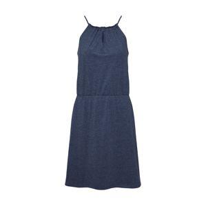 EDC BY ESPRIT Letné šaty 'Easy'  námornícka modrá