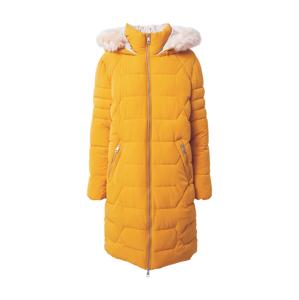 ESPRIT Zimný kabát  žltá