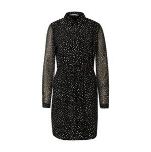 Freebird Košeľové šaty 'Bridget'  čierna