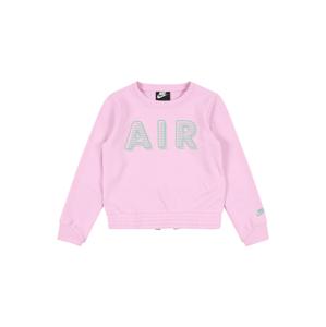 Nike Sportswear Mikina  ružová / mätová