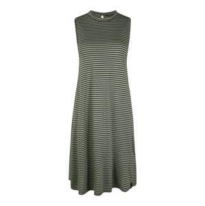 BRUNOTTI Športové šaty 'Gabriella'  olivová / čierna
