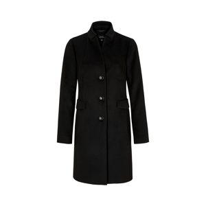 COMMA Prechodný kabát  čierna