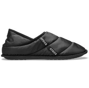 Crocs Papuče 'Neo Puff'  čierna