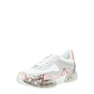 DKNY Nízke tenisky 'Blake'  biela / béžová / ružová