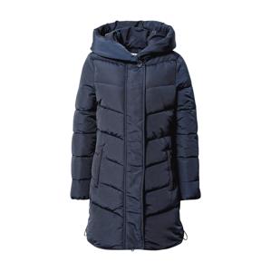 TOM TAILOR Prechodný kabát  tmavomodrá