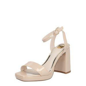 BUFFALO Remienkové sandále  béžová
