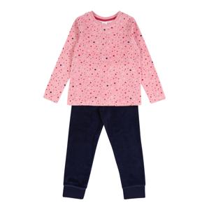 s.Oliver Junior Pyžamo  tmavomodrá / rosé