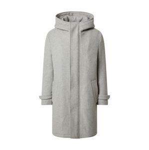 DRYKORN Zimný kabát 'SECSET_H'  sivá melírovaná