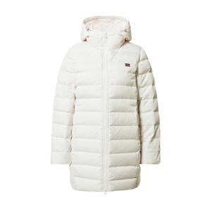 LEVI'S Prechodný kabát  biela