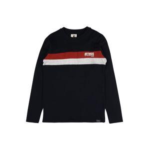 GARCIA Tričko  tmavomodrá / biela / červená