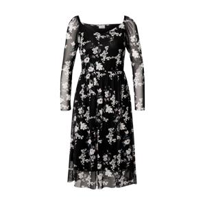 Pimkie Šaty 'D-Opiaf'  čierna / zmiešané farby