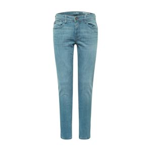 TOM TAILOR DENIM Džínsy 'skinny CULVER'  modrá denim