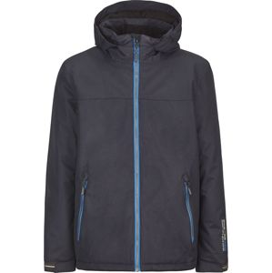 KILLTEC Outdoorová bunda  tmavomodrá / modrá