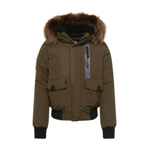 Superdry Zimná bunda 'EVEREST'  kaki