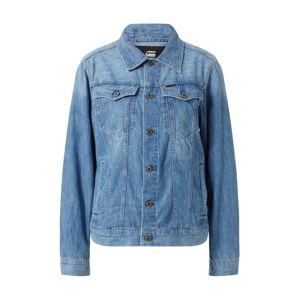 G-Star RAW Prechodná bunda '3301'  modrá denim
