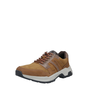 CAMEL ACTIVE Športové šnurovacie topánky  hnedá