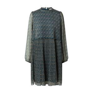 Neo Noir Košeľové šaty 'Kisser Feather'  petrolejová