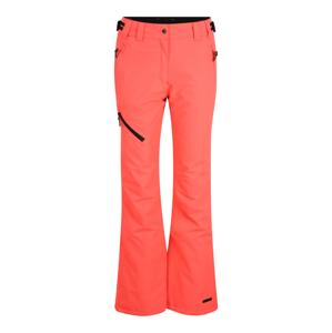ICEPEAK Outdoorové nohavice 'CURLEW'  koralová / čierna
