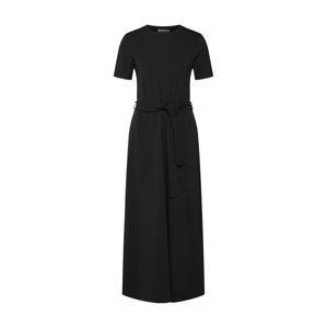 EDITED Šaty 'Jordin'  čierna