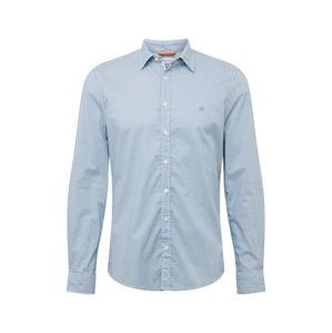 Marc O'Polo Košeľa  modrá / svetlomodrá / biela