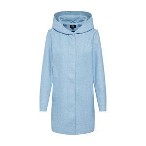 ONLY Prechodný kabát 'ONLSIRI BONDED HOOD COAT'  modrá