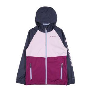 COLUMBIA Outdoorová bunda 'Dalby Springs'  zmiešané farby / eozín / námornícka modrá / pastelovo ružová / biela