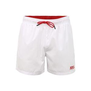 HUGO Plavecké šortky 'HAITI'  biela
