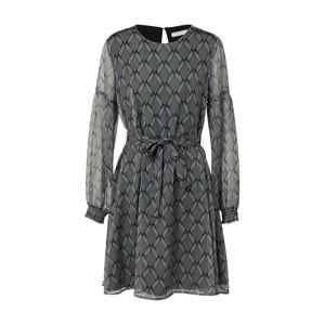 Freebird Šaty 'Celie'  čierna / sivá