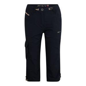 KILLTEC Outdoorové nohavice 'Fenia'  námornícka modrá