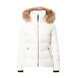 Calvin Klein Prechodná bunda 'ESSENTIAL'  šedobiela