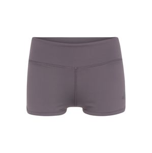 CURARE Yogawear Športové nohavice  farba lesného ovocia / sivá