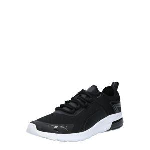 PUMA Športová obuv 'Electron Street Era'  biela / čierna