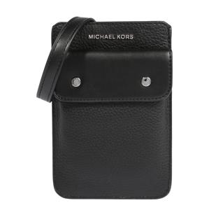 Michael Kors Taška cez rameno 'HYBRID TECH'  čierna