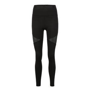 PUMA Športové nohavice 'Be Bold'  zelená / ružová / čierna