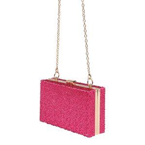 BUFFALO Listová kabelka 'KYLIE'  ružová