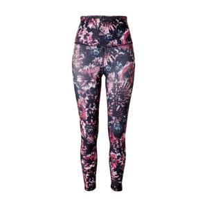 Marika Športové nohavice 'ASTRID'  ružová / čierna / červená / biela
