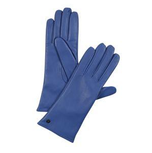 ROECKL Prstové rukavice 'Zermatt'  enciánová