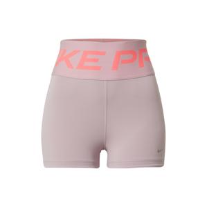 NIKE Športové nohavice  ružová / koralová