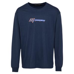 Mennace Tričko  námornícka modrá / modrá