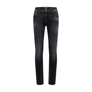 7 for all mankind Džínsy 'Ronnie'  čierny denim