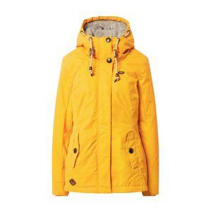 Ragwear Prechodná bunda 'Monade'  karí