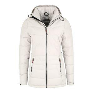 KILLTEC Outdoorová bunda 'Drinna'  svetlosivá