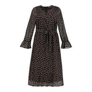Ulla Popken Košeľové šaty  čierna