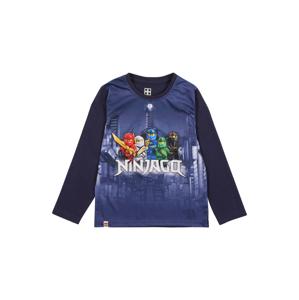 LEGO WEAR Pyžamo  námornícka modrá / biela / červená / modrosivá / zelená