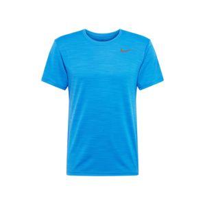 NIKE Funkčné tričko 'SUPERSET'  kráľovská modrá