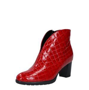 ARA Členkové čižmy 'Orly'  červená
