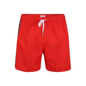 Calvin Klein Swimwear Plavky  červená