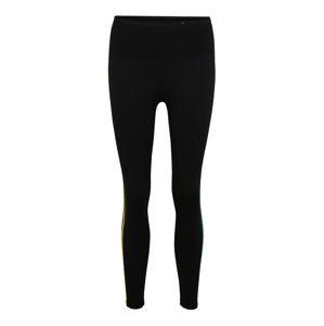 ADIDAS PERFORMANCE Športové nohavice  čierna / zmiešané farby